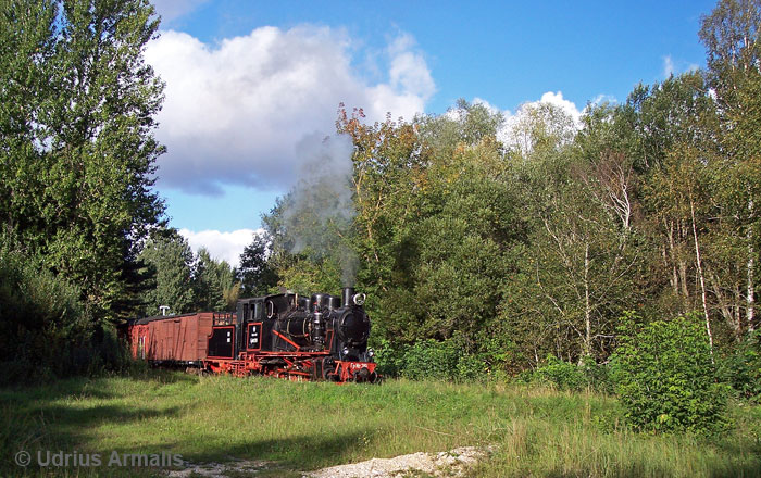 narrow gauge steam in the Baltic states:: Gr 319